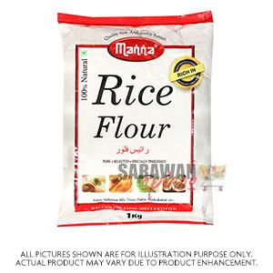 Manna Rice Flour 1Kg