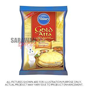 Pilsbury Gold Atta 1Kg