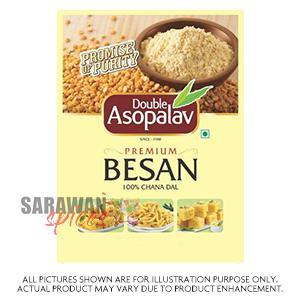 Double Asopalav Besan 1Kg