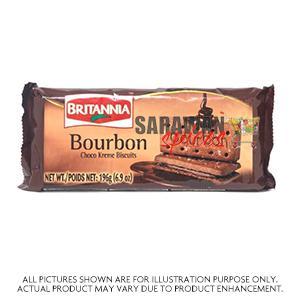 Britannia Bourbon 196G