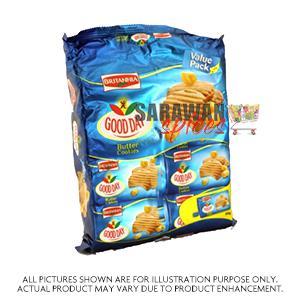 Britannia Butter Value Pack 720G