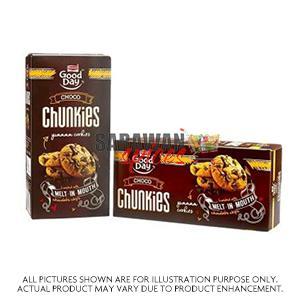 Britannia Choco Chunkies 75G