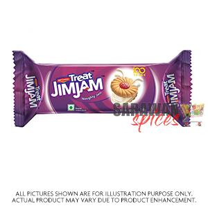 Britannia Treat Jim Jam 100G