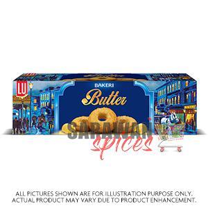 Lu Bakeri Butter Cookies 100G