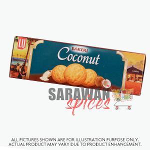 Lu Bakeri Coconut Cookies 100G