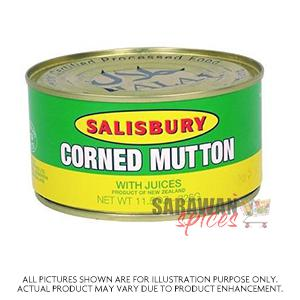 Salisbury Corned Mutton (Halal) 326G