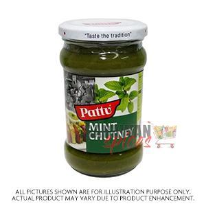 Pattu Mint Chutney 240G