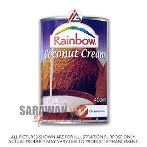 Rainbow Coconut Milk 400ml 400 ml