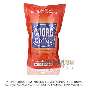Coorg Coffee Red Pack 500G
