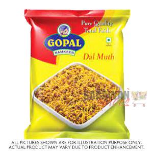 Gopal Dal Muth 500G