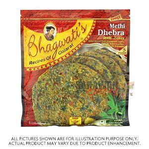 Bhaqwati Methi Dhebra 283G